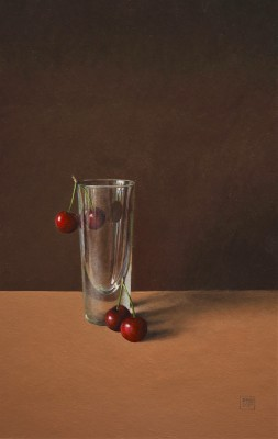 David GLEESON - Glass, Cherries