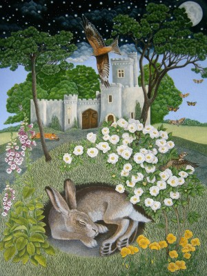 David POLE - The Hare under the Hill