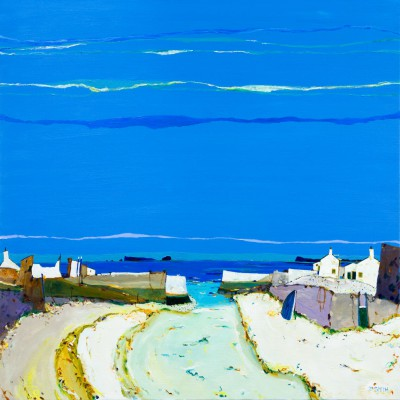 David SMITH, contemporary artist - Shiants from the Hebrides
