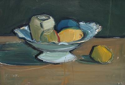 Dawn SIDOLI - The Fruit Bowl