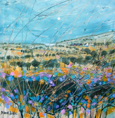 Limited Edition Prints Artist Deborah Phillips - Mearns Glint