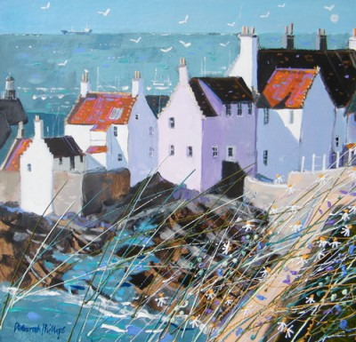 Deborah Phillips - Morning Sunlight Pittenweem