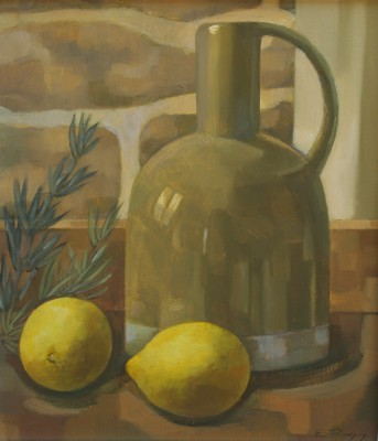 Elizabeth RIDGWAY - Rosemary and Lemons