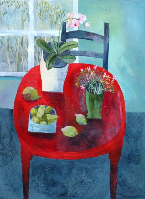 Este MacLEOD - Red Table