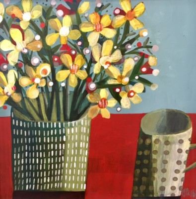 Este MacLEOD - Yellow Posy
