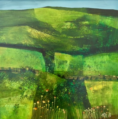 Este MacLEOD - The Chilterns in April