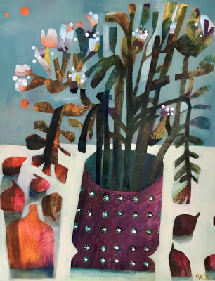 British Artist Este MacLEOD - Happy Place