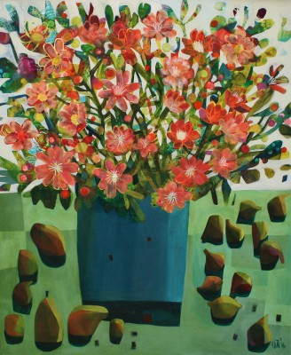 British Artist Este MacLEOD - Summer Figs