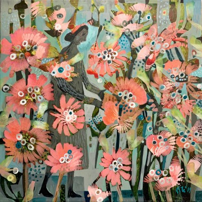 British Artist Este MacLEOD - Muse