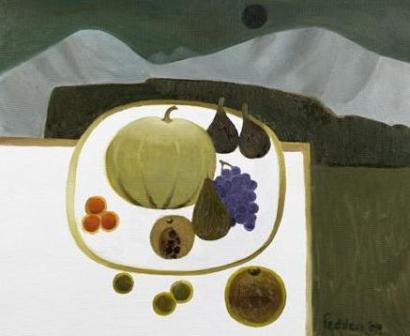 Mary Fedden - Fruit 2008