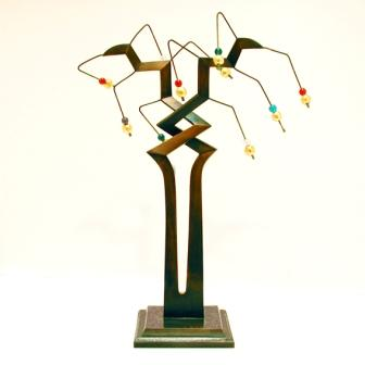 Sculpture and Sculptors Artist Guy PORTELLI - Ornamental Tree