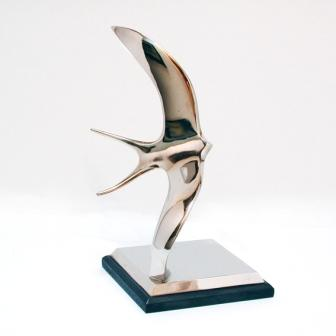 Sculpture and Sculptors Artist Guy PORTELLI - Flight