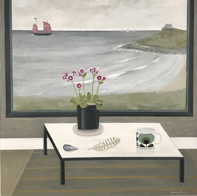 Gemma PEARCE - Porthmeor and Lugger