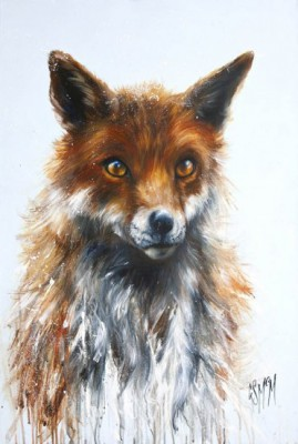 Limited Edition Prints Artist Georgina McMaster - Felicity