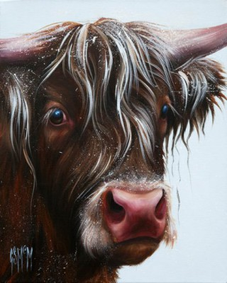 Limited Edition Prints Artist Georgina McMaster - Skye