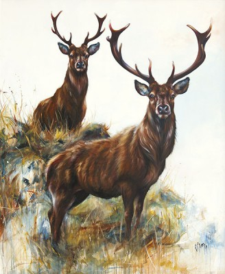 Limited Edition Prints Artist Georgina McMaster - The Five Pointers