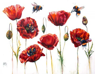 Georgina McMaster - Where Poppies Grow