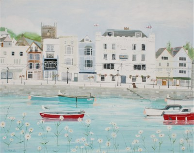 British Artist Hannah COLE - Dartmouth