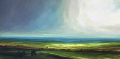 British Artist Harry BRIOCHE - A Brighter Day