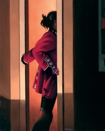 Limited Edition Prints Artist Jack Vettriano - On Parade