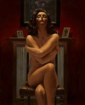 Limited Edition Prints Artist Jack Vettriano - Just the Way it is