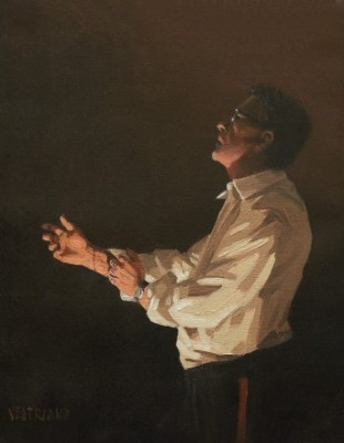 Limited Edition Prints Artist Jack Vettriano - Marked Heart