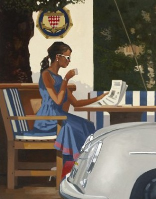 Limited Edition Prints Artist Jack Vettriano - Morning News