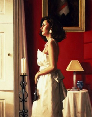 Limited Edition Prints Artist Jack Vettriano - One Moment in Time