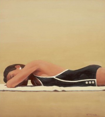 Limited Edition Prints Artist Jack Vettriano - Scorched