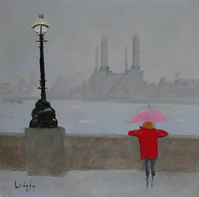 Janet LEDGER - Mist Over the Thames