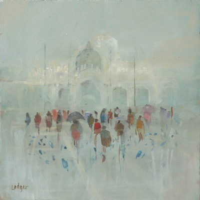 Limited Edition Prints Artist Janet Ledger - Afternoon, San Marco