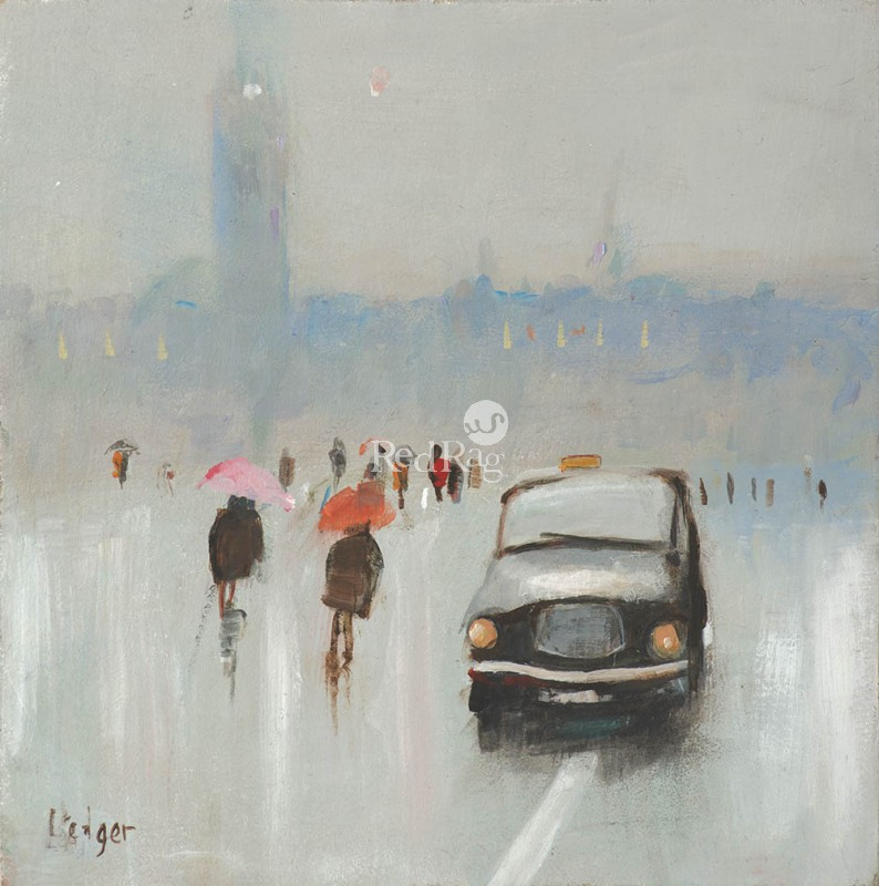 Janet Ledger - Brolly Day