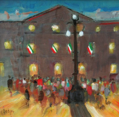Janet LEDGER - First Night - La Scala