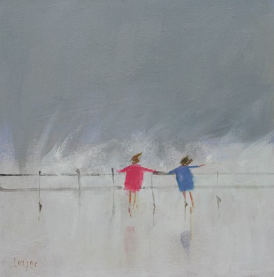 Janet LEDGER - On the Seafront
