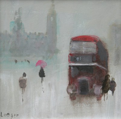Janet LEDGER - 91 to Trafalgar Square