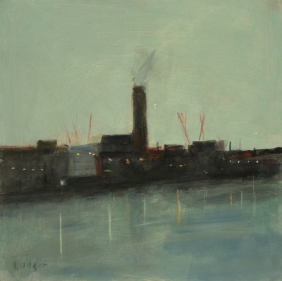 British Artist Janet LEDGER - Power Station