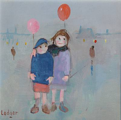 Janet LEDGER - Sisters at Byker, Newcastle