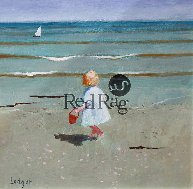 Janet LEDGER - Beach Baby - Ruby French