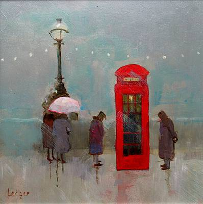 Janet LEDGER - London Calling