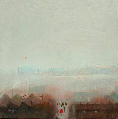 Janet LEDGER - Estuary, Early Morning, Gravesend