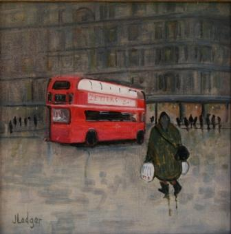 Janet LEDGER - Routemaster on Park Road