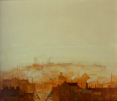 Janet LEDGER - Evening Mist, Gravesend