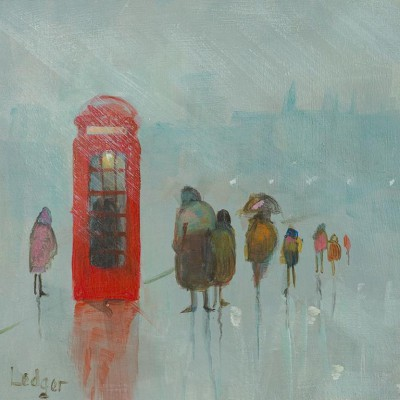 Limited Edition Prints Artist Janet Ledger - Calling Home