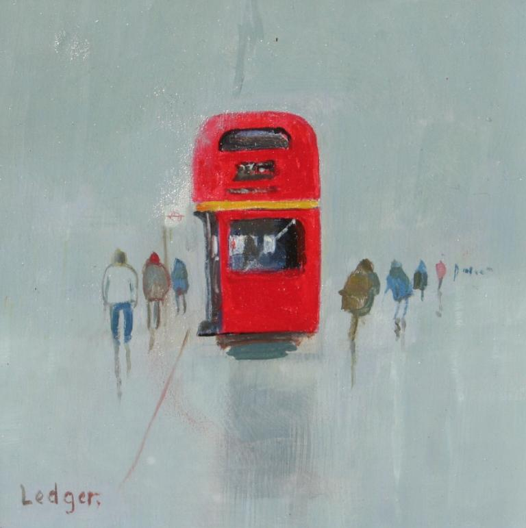 Janet LEDGER - Anymore Fares?