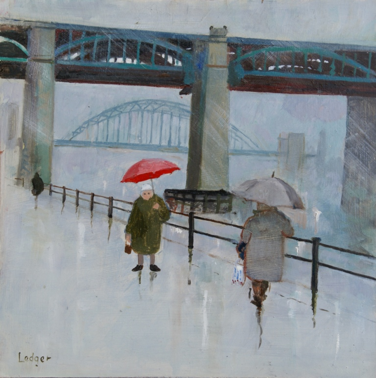 Janet LEDGER - Meeting at the Riverside