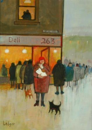 Janet LEDGER - Deli at Byker, Newcastle