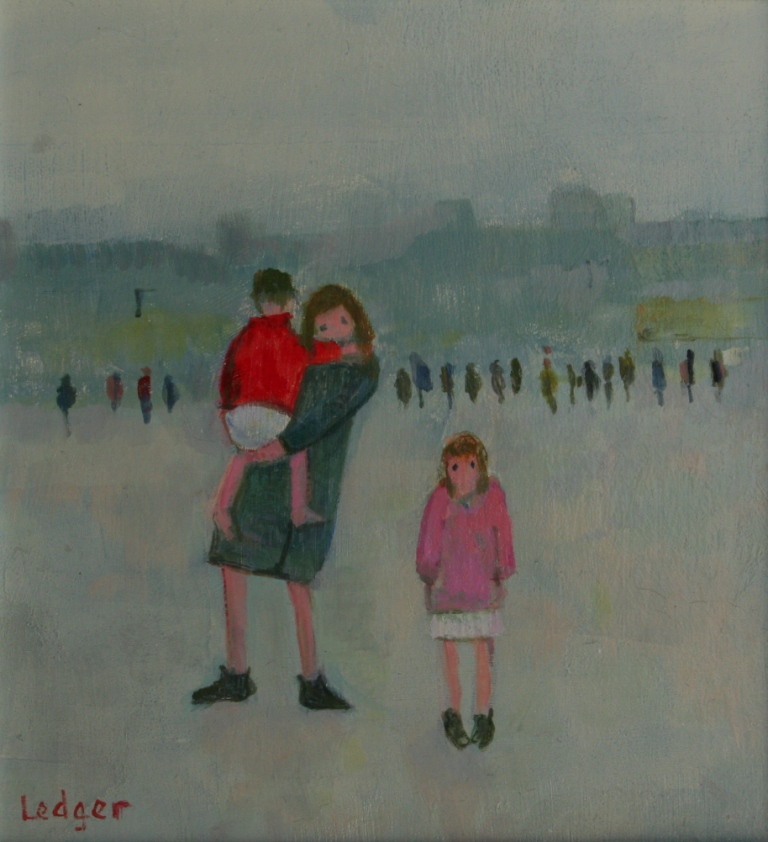 Janet LEDGER - Children at Walker, Newcastle