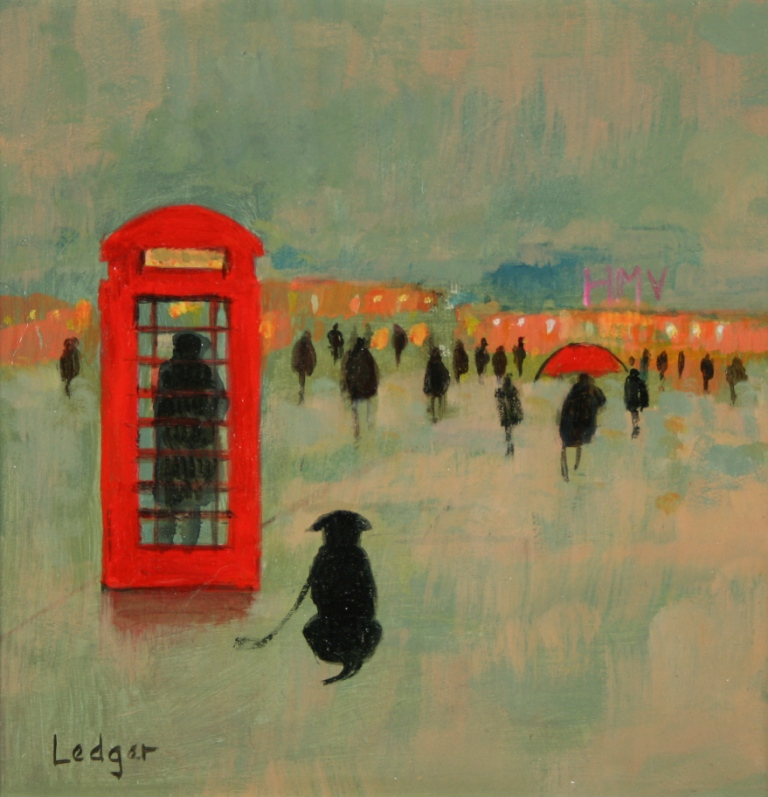 Janet LEDGER - Phoning Home
