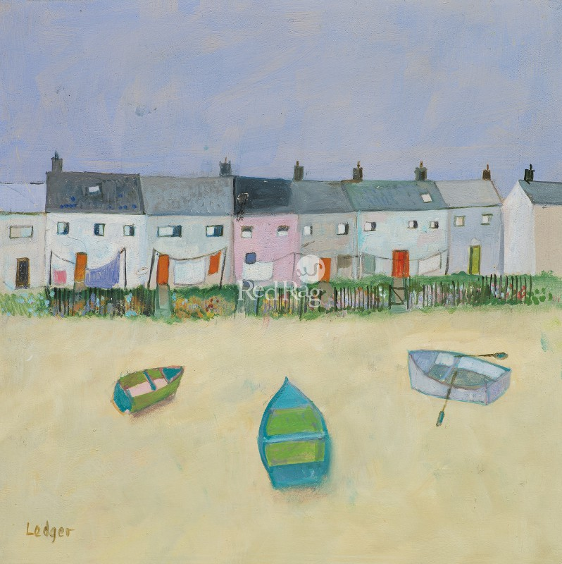Janet Ledger - Kippers and Cottages