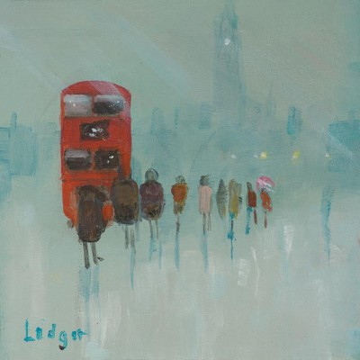 Limited Edition Prints Artist Janet Ledger - Westminster